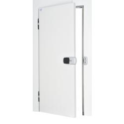Ușă frigorifică pivotantă tip ''ALUDOOR''