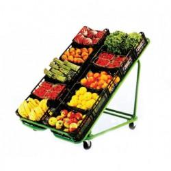 Raft pentru legume-fructe